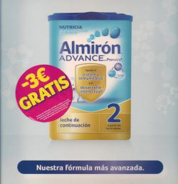 ALMIRON 2 800 GRS.  - PROMOCION